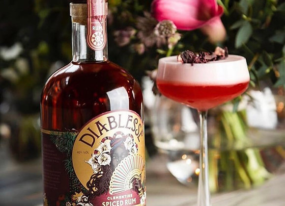 Diablesse Caribbean Clementine Spiced Rum (40%)
