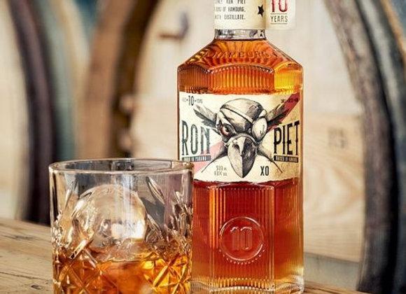 Ron Piet 10 Year Old Rum