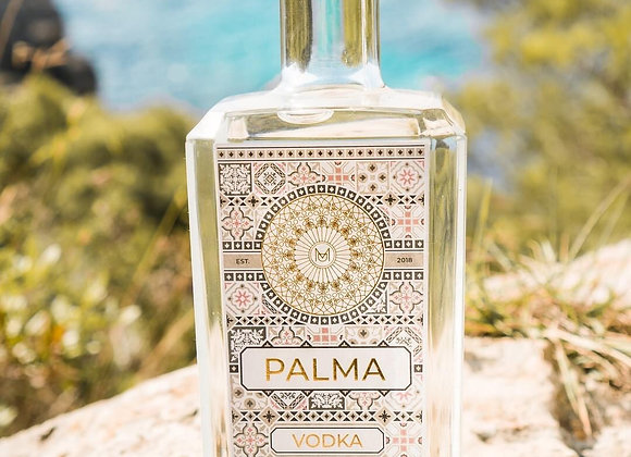Palma Vodka from Mallorca Distillery