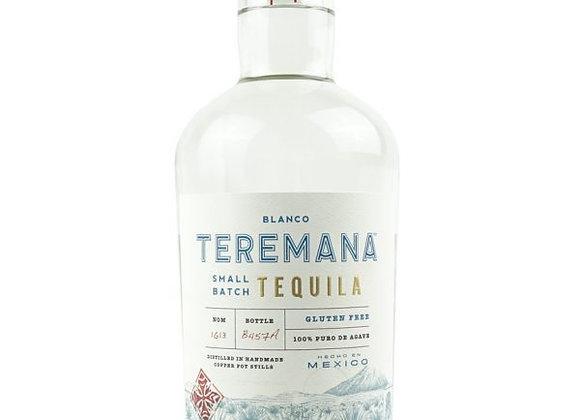 Teremana Blanco Tequila Bottle