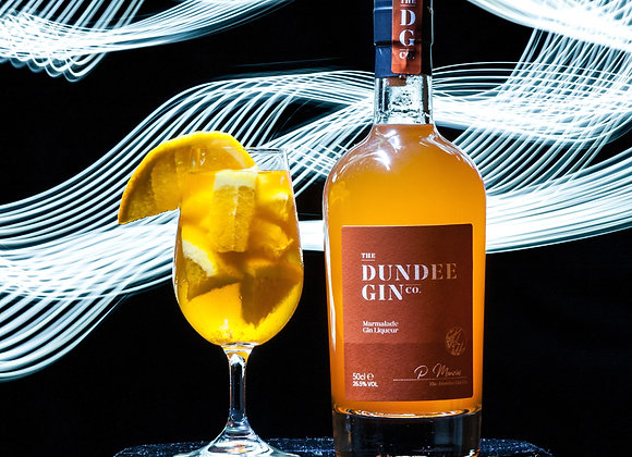 Dundee Gin - Marmalade Gin Liqueur 50cl
