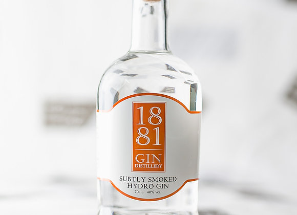 1881 Subtly Smoked Hydro Gin