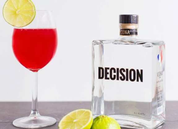 DECISION French Vodka