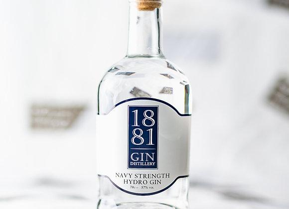 1881 Navy Strength Hydro Gin