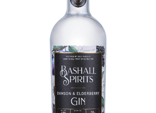 Bashall Spirits - Damson & Elderberry Gin