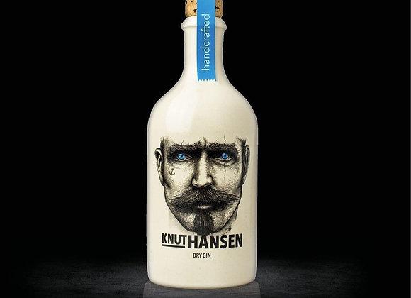 Knut Hansen German Dry Gin in Stone Bottle