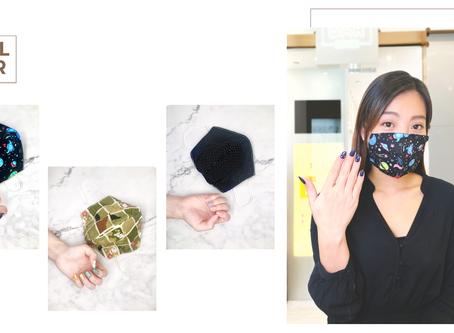抗疫期間  推出全新美甲服務可配合顧客口罩套  設計個人化Gel甲