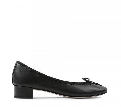 Ballerine CAMILLE Noir, Repetto V511VE 410