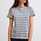 Thumbnail: T-shirt ETRILLE II ecru-marine,  Saint James