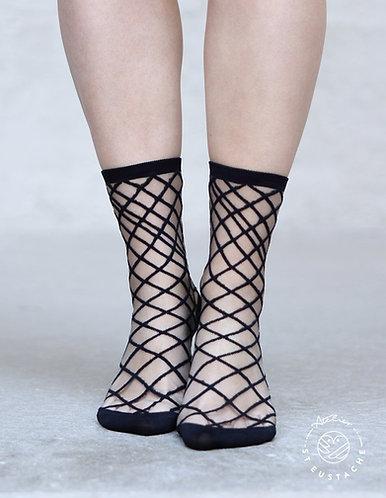 meias BROOKLYN noir