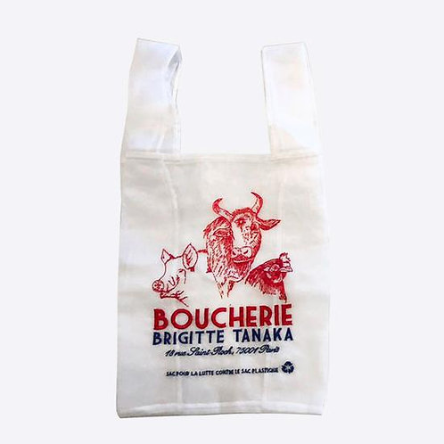 Saco Boucherie Brigitte Tanaka
