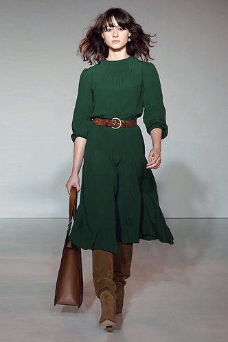 Vestido NORALIA irish green, Sessùn