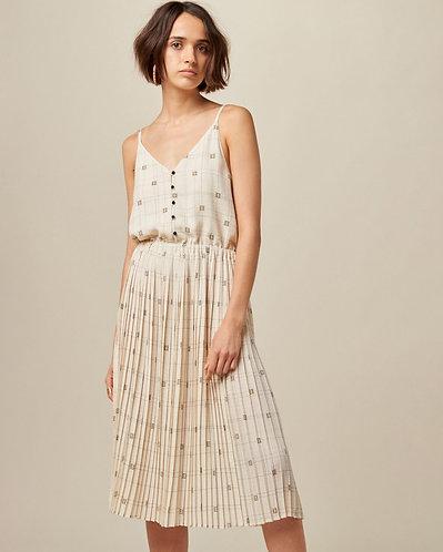 vestido LISBON, cream