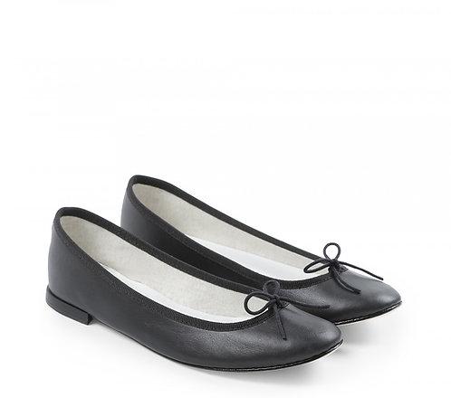 Ballerine Cendrillon Noir, Repetto V086VE 410