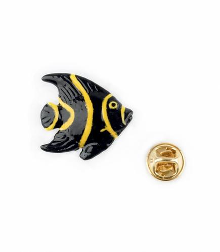 Pin Peixe amarelo