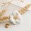 Thumbnail: Pin Flor branca