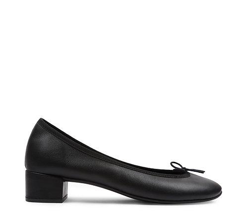 Ballerine LOU Noir, Repetto V080VE 410
