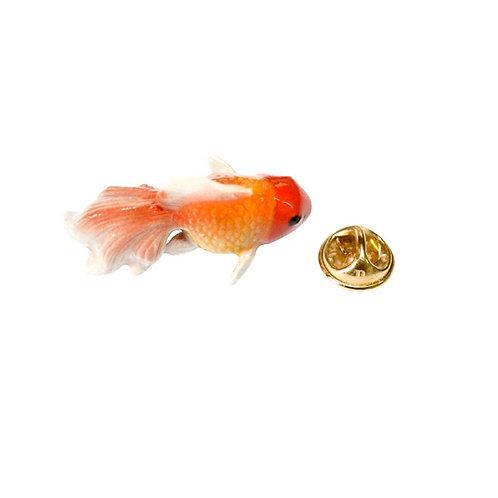Pin Peixe Oranda