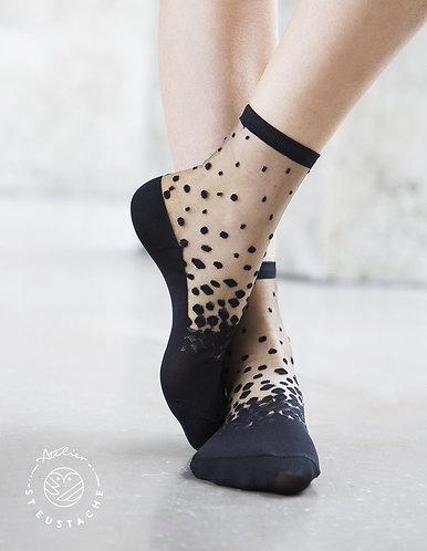 meias NAKAMEGURO preto