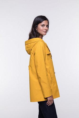 gabardina OLERON, amarela