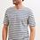 Thumbnail: T-shirt LEVANT MODERN ecru, Saint James