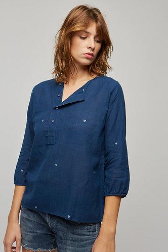 MOISMONT camisa 512, Mim Indigo