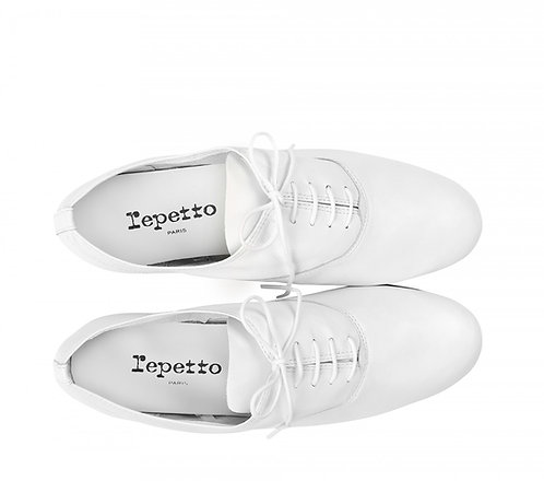 Richelieu ZIZI Blanc, Repetto V377C 050