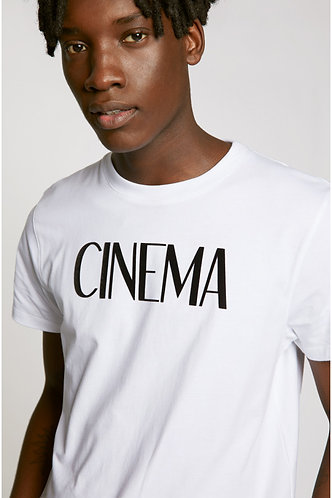 T-shirt masculina CINEMA