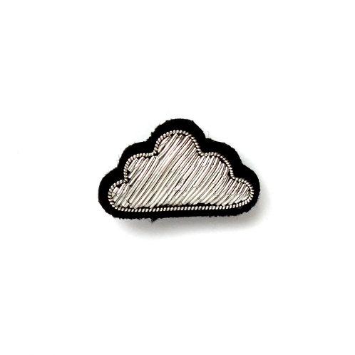 Pequena nuvem prateada