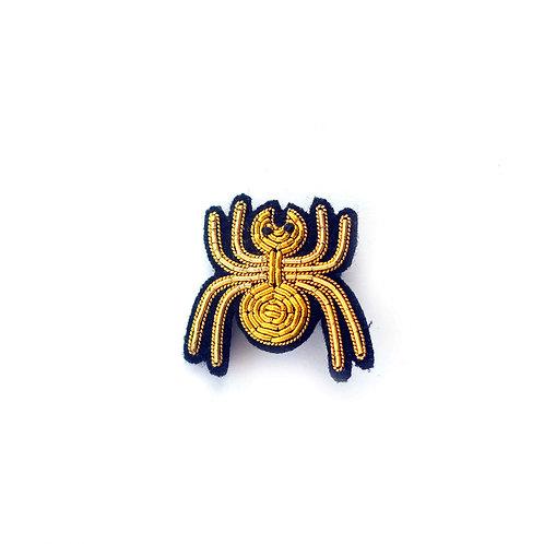 Aranha dourada