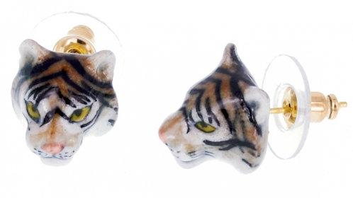 Brincos mini tigre