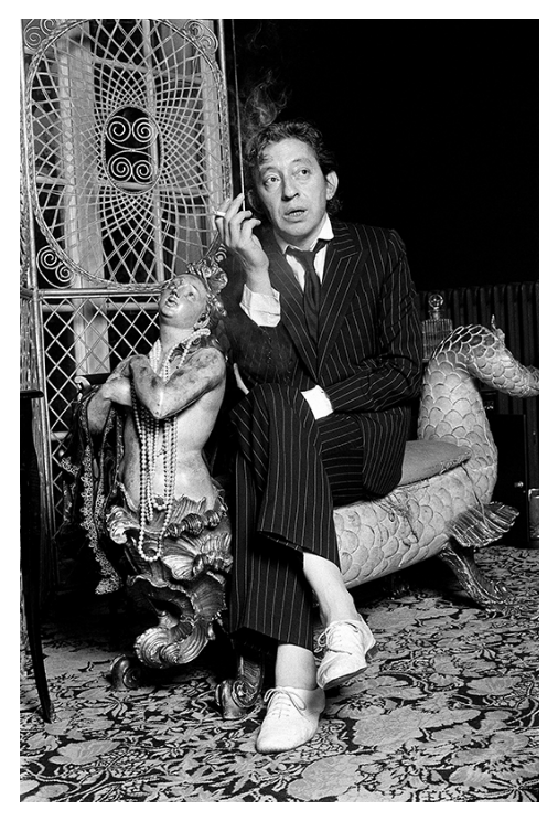 Gainsbourg e Repetto, Bah Oui
