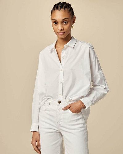 camisa MAEMI, branca