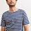 Thumbnail: T-shirt LEVANT MODERN marine, Saint James
