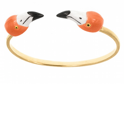 Bracelete Flamingos