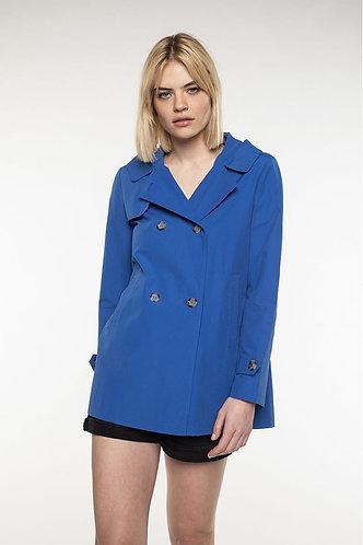 Gabardina OLERON, azul forte