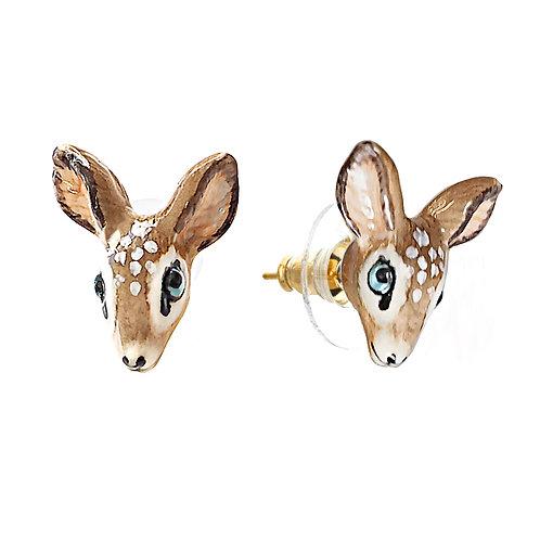 Brincos mini bambi, J230 Nach Bijoux