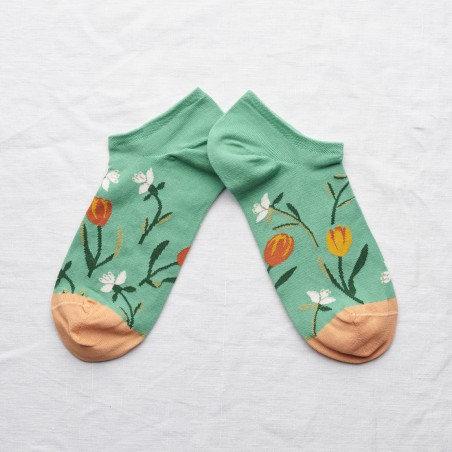 Socquettes Tulipe Ming, Bonne Maison