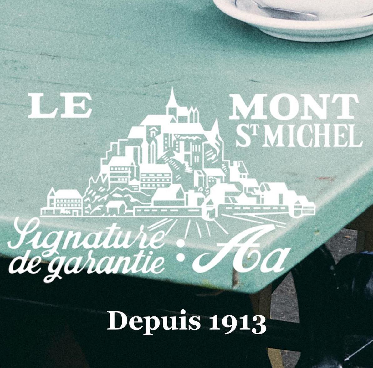Logo, Le Mont St Michel