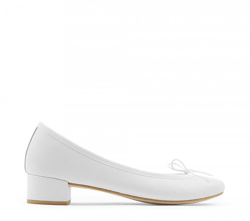 Ballerine CAMILLE Blanc, Repetto V511VE 050
