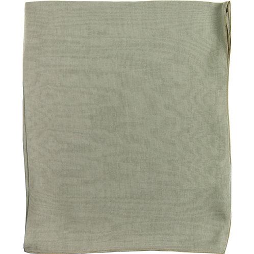 Écharpe em mousseline de seda, thym