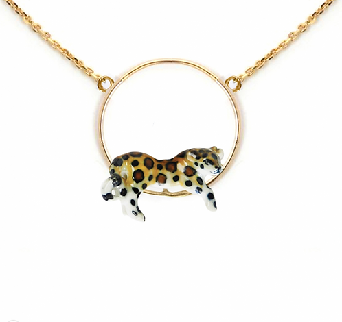 Colar Leopardo U149, Nach