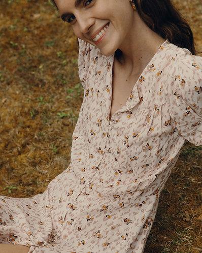 Vestido ADELAIDA duncan rose, Sessùn