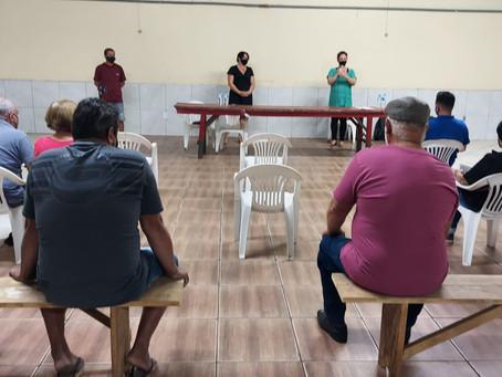 Prefeitura de São Leopoldo apoia o processo de regularização dos terrenos da Vila Brás 2