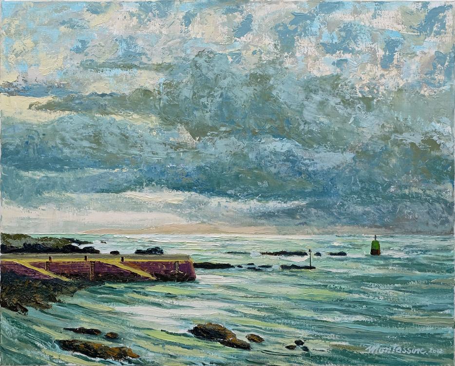 Le port de Locmaria / Groix