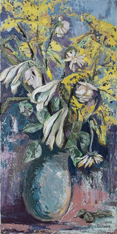 """""""Bouquet au Mimosa"""""""