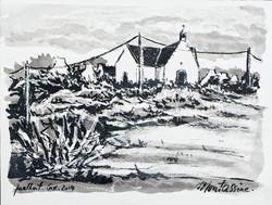 """""""La Chapelle de Quelhuit"""" Groix"""