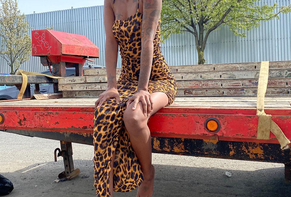 Ciao Leopard Dress