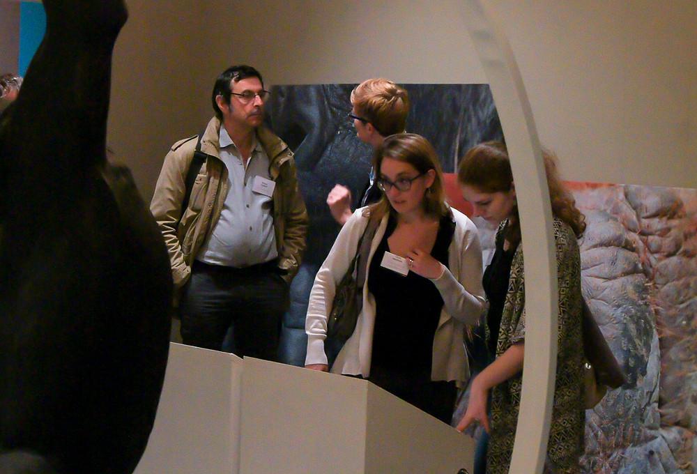 Visite de l'exposition Grands Singes