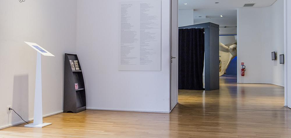 livre d'or numérique Civiliz en fin de visite  - musée de l'homme